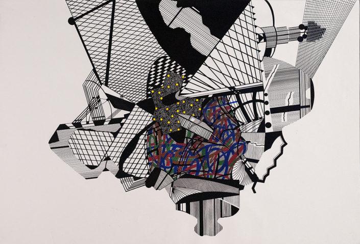 Sin título-2016 tinta china s-papel 73x100 cm